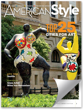 Gloucester voted #3 Small Arts City in the Country by American Style Magazine