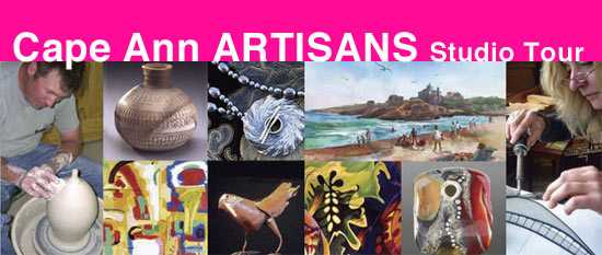 Cape Ann Artisans Open Studio Tour